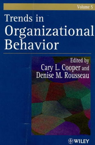 trends in organizational behavior essay Organizational behavior is the study of both group and individual performance and activity within an organization internal and external.