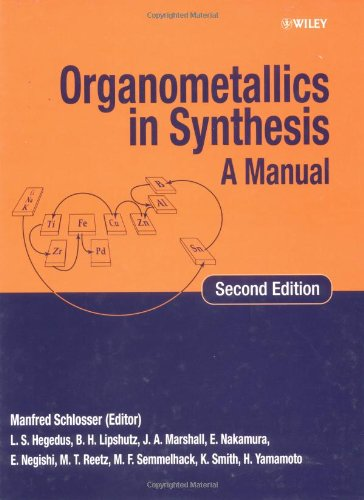 9780471984160: Organometallics in Synthesis