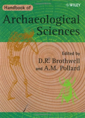 9780471984849: Handbook of Archaeological Sciences