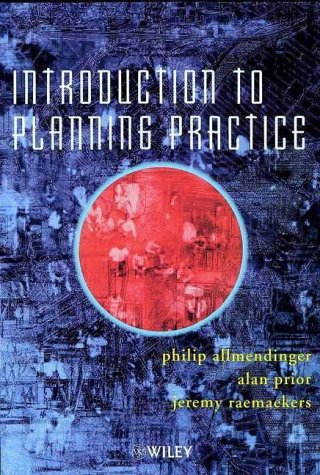 9780471985211: An Introduction to Planning Practice