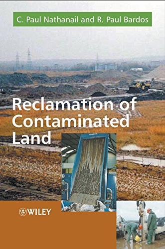 9780471985600: Reclamation of Contaminated Land
