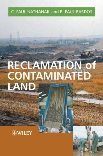 9780471985617: Reclamation of Contaminated Land
