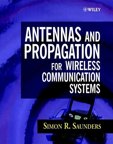 9780471986096: Antennas and Propagation for Wireless Communication Systems