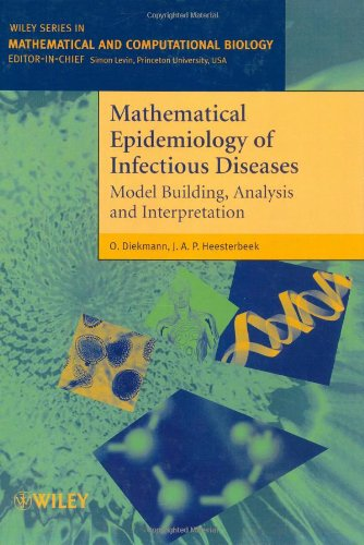 9780471986829: Mathematical Epidemiology of Infectious Diseases: Model Building, Analysis and Interpretation (Wiley Series in Mathematical & Computational Biology)