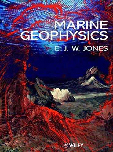 9780471986942: Marine Geophysics