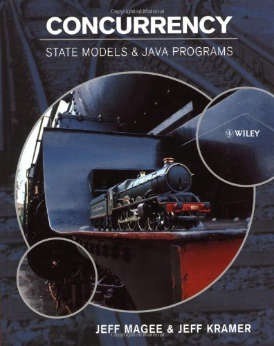 9780471987109: Concurrency: State Models & Java Programs