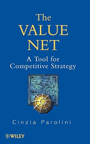 9780471987192: The Value Net: A Tool for Competitive Strategy
