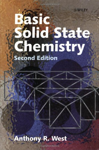 9780471987567: Basic Solid State Chemistry