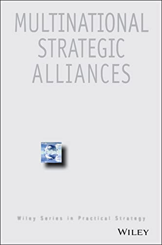9780471987758: Multinational Strategic Alliances