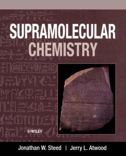 Supramolecular Chemistry: Atwood, Jerry L.,