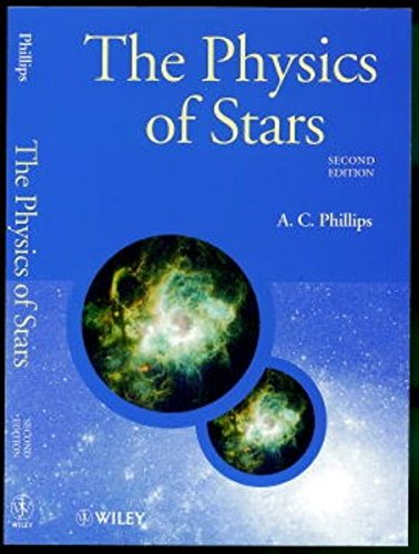 9780471987987: The Physics of Stars (Manchester Physics Series)
