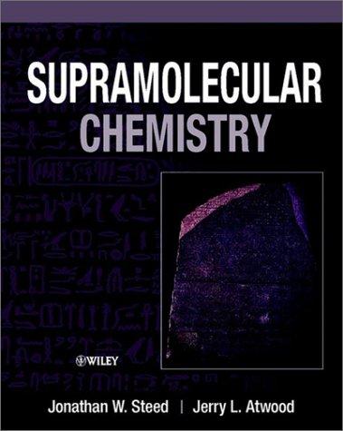 9780471988311: Supramolecular Chemistry