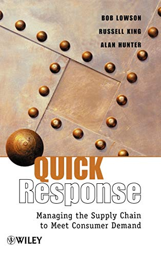 9780471988335: Quick Response: Managing the Supply Chain to Meet Consumer Demand