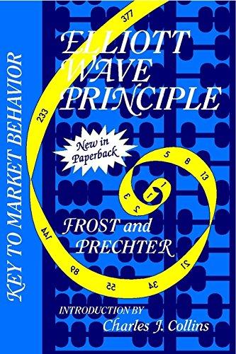 9780471988496: Elliott Wave Principle: Key to Market Behavior