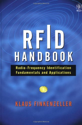 9780471988519: RFID Handbook: Radio-frequency Identification Fundamentals and Applications