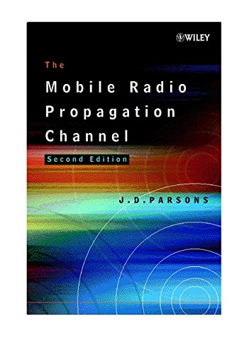 9780471988571: The Mobile Radio Propagation Channel, 2nd Edition