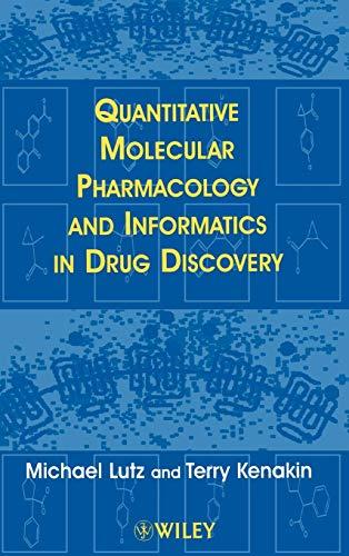 Quantitative Molecular Pharmacology and Informatics in Drug: Michael Lutz, Terry
