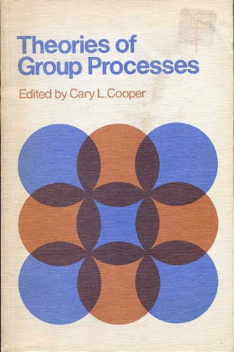 9780471994527: Theories of Group Processes