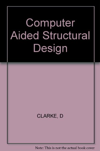 9780471996415: Computer Aided Structural Design