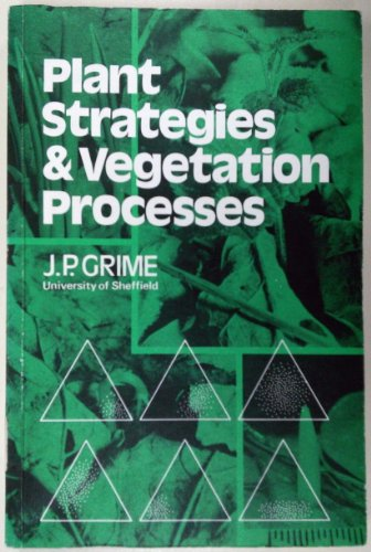 9780471996927: Plant Strategies and Vegetation Processes