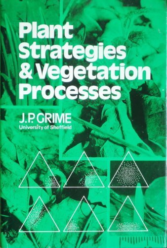 9780471996958: Plant Strategies and Vegetation Processes