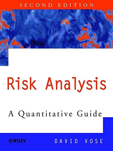 9780471997658: Risk Analysis: A Quantitative Guide