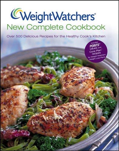 9780471998020: Weight Watchers New Complete Cookbook: CUSTOM