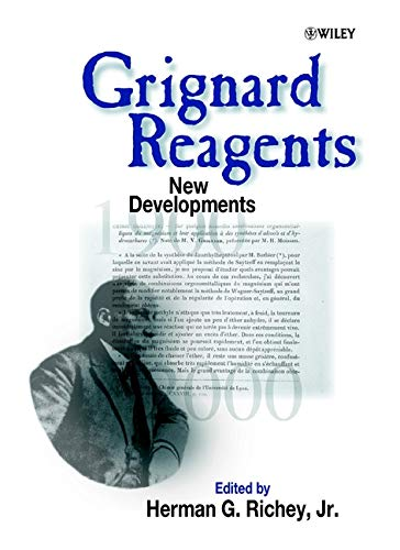 9780471999089: Grignard Reagents: New Developments