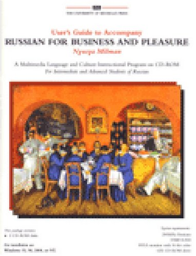 9780472002849: Russian for Business and Pleasure
