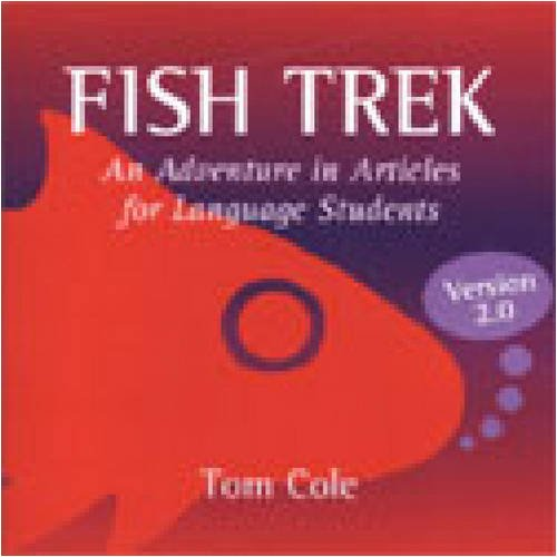 9780472003228: Fish Trek, Version 2.0: An Adventure in Articles for Language Students