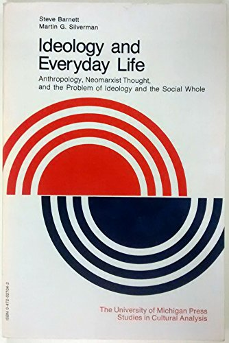 9780472027040: Ideology and Everyday Life (Anthropology series : Studies in cultural analysis)