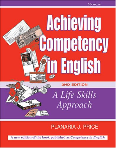 9780472030439: Achieving Competency in English, 2nd Edition: A Life Skills Approach