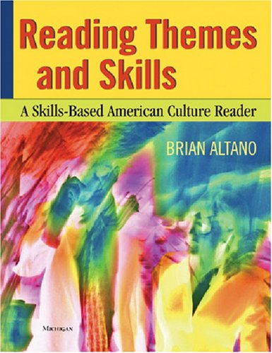 Reading Themes and Skills - A Skills-Based: Altano, Brian