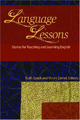 9780472031153: Language Lessons: Stories for Teaching and Learning English