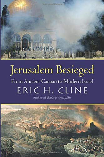 9780472031207: Jerusalem Besieged: From Ancient Canaan to Modern Israel