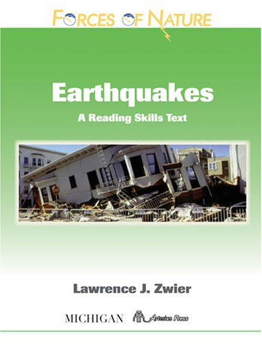 9780472032495: Forces of Nature, Earthquakes: A Reading Skills Text