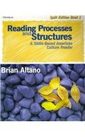 Reading Processes and Structures, Split Ed. Book: Altano, Brian