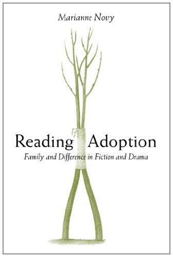 9780472032648: Reading Adoption: Family and Difference in Fiction and Drama