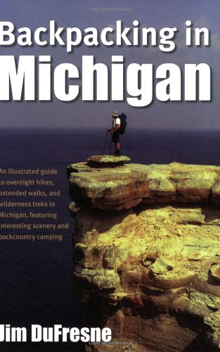 9780472032686: Backpacking in Michigan