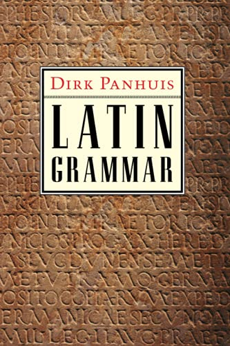 9780472033737: Latin Grammar