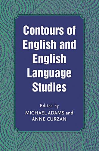 9780472034666: Contours of English and English Language Studies