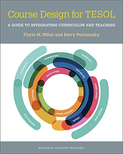 9780472035540: Course Design for TESOL: A Guide to Integrating Curriculum and Teaching