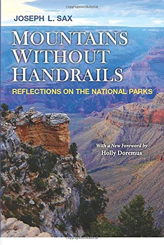 9780472037148: Mountains Without Handrails: Reflections on the National Parks