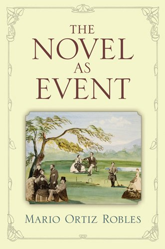 9780472051137: The Novel as Event