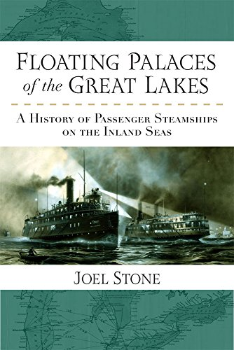 9780472051755: Floating Palaces of the Great Lakes: A History of Passenger Steamships on the Inland Seas