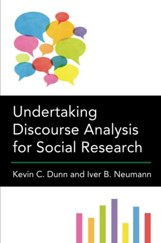 9780472053117: Undertaking Discourse Analysis for Social Research