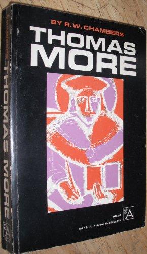 9780472060184: Thomas More