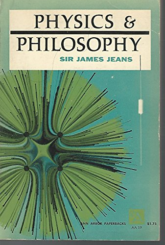 Physics and philosophy: Jeans, James Hopwood