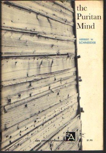 9780472060214: The Puritan Mind
