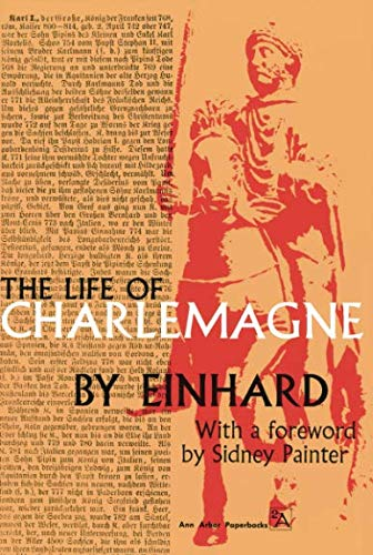 9780472060351: The Life of Charlemagne